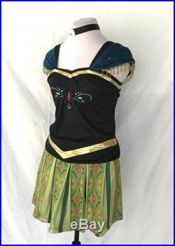 Anna Coronation inspired complete running outfit