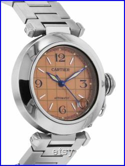 Cartier 2000s pre-owned Pasha 35mm