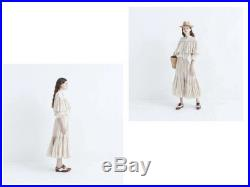 Cotton Linen Women Skirt in Two Colors