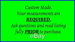 DDNJ Choose Color Renaissance Multi Tier Skirt Pocket Option Cosplay LARP Plus Custom Made ANY Size Pirate Gypsy Witch Belly Dance Costume