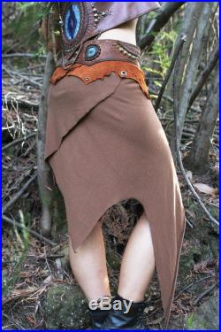 Earth connection Skirt Pointy