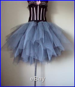Grey Tutu skirt All sizes availabe at checkout.