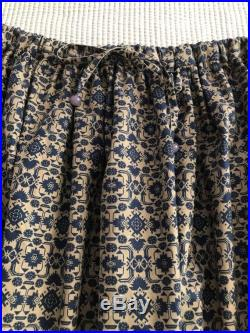 Ladies' Cotton Long Boho Skirt African Magic Collection