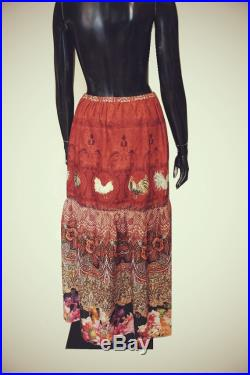 Ladies' Cotton Long Skirt African Magic Collection