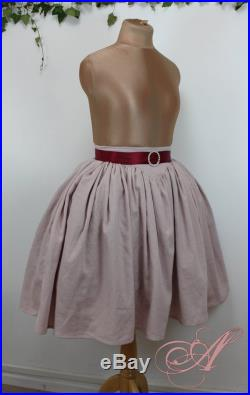 Marie-Therese Rodet Geoffrin collection skirt