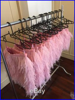 Ostrich feathers skirt extra order