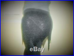 Pixy Barbarian Top and skirt made from anodized aluminum ( choose your color )