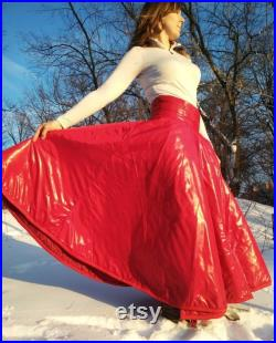 Riding skirt for winter horse riding Equestrian insulated skirt Horse lover gift