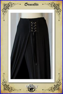 Skirt The Marquise Steampunk clothing skirt Steam punk skirt for LARP, victorian costume and cosplay