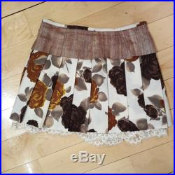 Unique, one of a kind, upcycled, vintage textiles, boho, wrap skirt