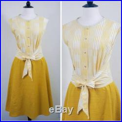 Vintage Inspired Wrap Around Shirt and Skirt