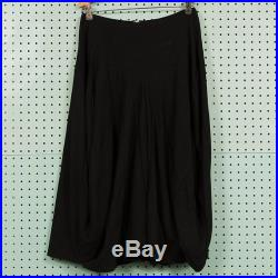 Womens Vintage Fashion Junya Watanabe Comme Des Garcons Black Skirt Size L